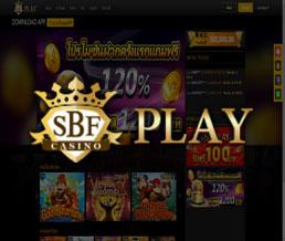 ทางเข้าสมัคร SBFPlay ทางเข้า SBFPlay99.com เล่นบนมือถือ